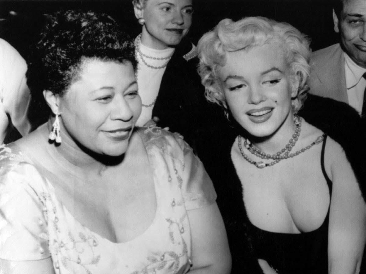 エラとマリリン